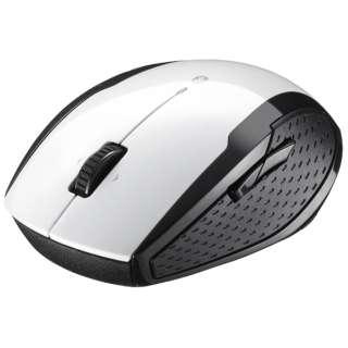 BSMBB27SWH タブレット対応 マウス BSMBB27Sシリーズ ホワイト  [BlueLED /5ボタン /Bluetooth /無線(ワイヤレス)]