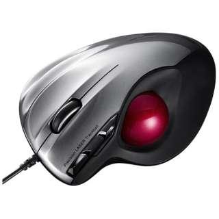 MA-TB44S マウス シルバー  [レーザー /6ボタン /USB /有線]