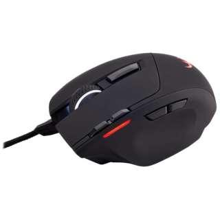 CH-9000056-AP ゲーミングマウス Sabre ブラック  [光学式 /8ボタン /USB /有線]