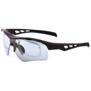 ellesse スポーツサングラス(ブラック×ブラックマット)ES-S109 3