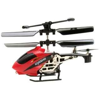4chマイクロIRヘリコプター モスキート ネクスト(メタリックレッド)
