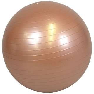 バランスボール YOGA BALL アンチバーストタイプ(ゴールド/φ55cm) LW-BA327