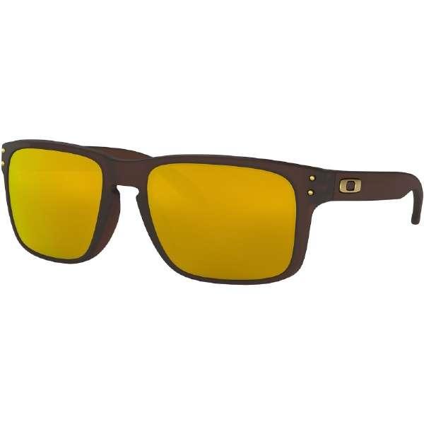 50a68703de8 HOLBROOK  fitting in Asia  (mat root beer  24K iridium) OO9244-0556   Sunglasses
