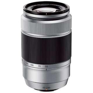 カメラレンズ XC50-230mmF4.5-6.7 OIS II FUJINON(フジノン) シルバー [FUJIFILM X /ズームレンズ]