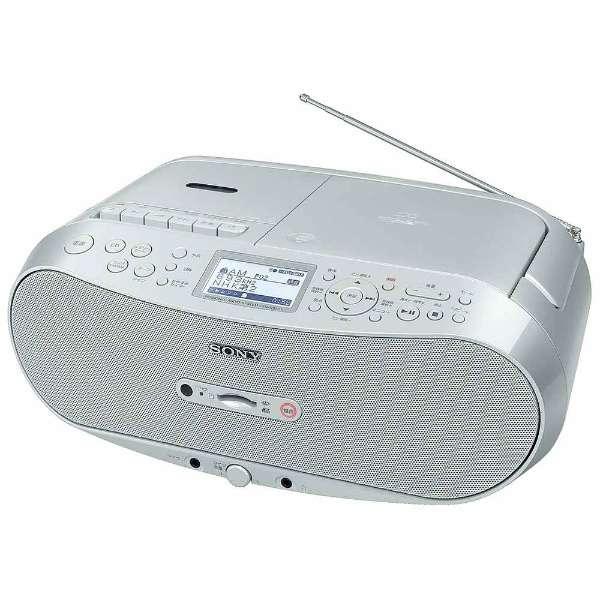 CFD-RS501 ラジカセ [ワイドFM対応 /CDラジカセ]