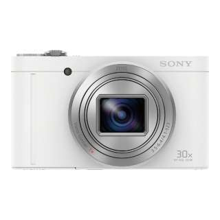 DSC-WX500 コンパクトデジタルカメラ Cyber-shot(サイバーショット) ホワイト