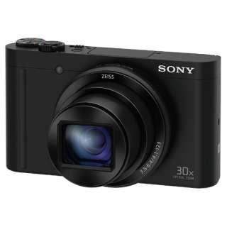 DSC-WX500 コンパクトデジタルカメラ Cyber-shot(サイバーショット) ブラック