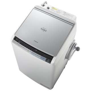 BW-D9WV-S 縦型洗濯乾燥機 ビートウォッシュ シルバー [洗濯9.0kg /乾燥5.0kg /ヒーター乾燥 /上開き]