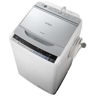 BW-9WV-S 全自動洗濯機 ビートウォッシュ シルバー [洗濯9.0kg /乾燥機能無 /上開き]