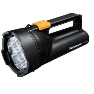 BF-BS05P-K 懐中電灯 ワイドパワー強力ライト 黒 [LED /単1乾電池×4 /防水]
