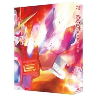 ガンダムビルドファイターズトライ Blu-ray BOX 2 ハイグレード版(初回限定生産) 【ブルーレイ ソフト】