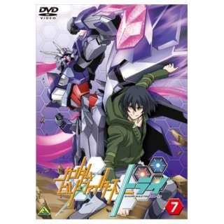 ガンダムビルドファイターズトライ 7 【DVD】
