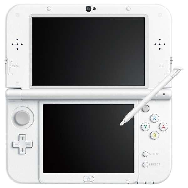 ビックカメラ com 任天堂 newニンテンドー3ds ll パールホワイト