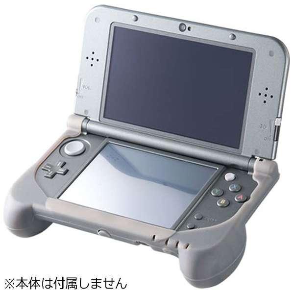 CYBER・シリコングリップ(New 3DS LL用)【New3DS LL】