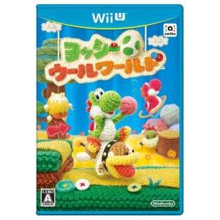 ヨッシー ウールワールド【Wii Uゲームソフト】