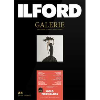 ギャラリープレステージ ゴールドファイバーグロス 310g/m2 (A4サイズ・25枚) GALERIE Gold Fibre Gloss 422365