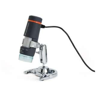 CE44302 ハンディデジタル顕微鏡【最高倍率150倍】