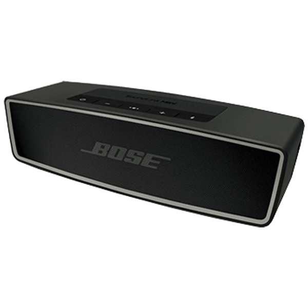 SOUNDLINKMINI2CBN ブルートゥース スピーカー SoundLink Mini カーボン [Bluetooth対応]