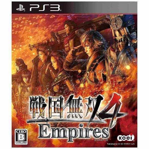戦国無双4 Empires [通常版] [PS3]