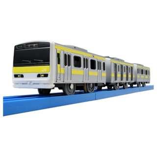 プラレール ぼくもだいすき!たのしい列車シリーズ ドア開閉 E231系 500番台 総武線