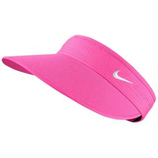 Women golf Cap Ws DRI-FIT Big Bill visor (pink bow tie X pink bow tie X  white) 639626-667 0d75e17bd0e