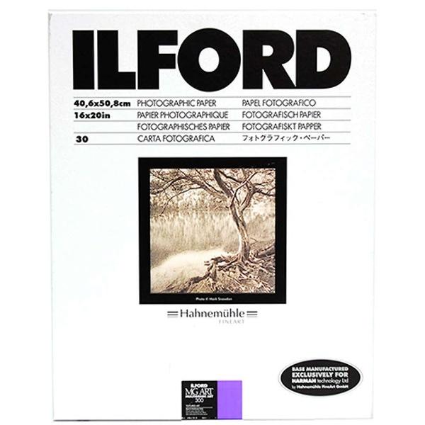 イルフォード マルチグレード アート300 16×20in 小全紙 30枚入