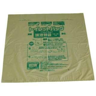 トイレットパック 排泄物処理袋 乳白 TB64 (1袋10枚)