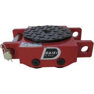 スピードローラ低床ダブル型ウレタン車輪3ton DUW3S
