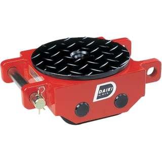 スピ-ドロ-ラー低床型ウレタン車輪2ton DUW2S 《※画像はイメージです。実際の商品とは異なります》