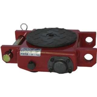 スピードローラー低床型ウレタン車輪3ton DUW3P