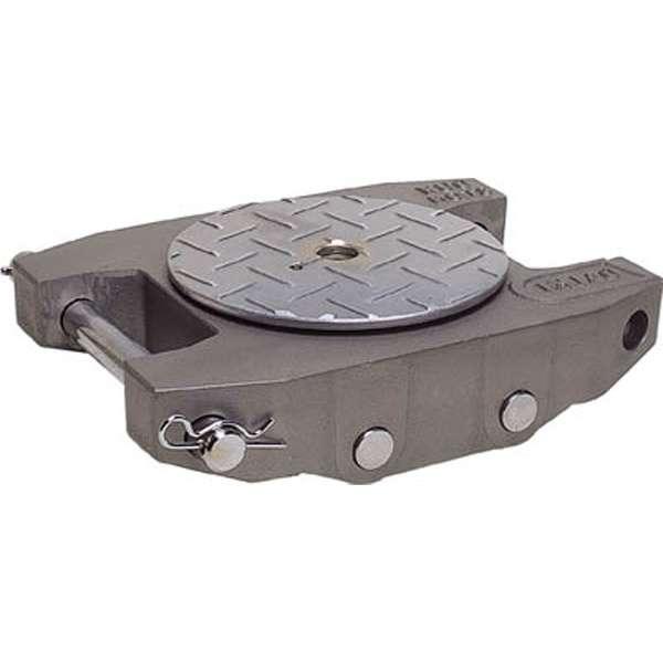 スピードローラーアルミダブル型ウレタン車輪5t ALDUW5 《※画像はイメージです。実際の商品とは異なります》