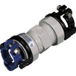塩ビ管×鋼管用異種管継手 SKXソケットV40×40 SKXSV40X40 《※画像はイメージです。実際の商品とは異なります》