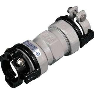 ポリエチレン管×鋼管用異種管継手 SKXソケットP40×40 SKXSP40X40 《※画像はイメージです。実際の商品とは異なります》