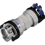 ポリエチレン管×塩ビ管用異種管継手 SKXソケットP25×V20 SKXSP25XV20 《※画像はイメージです。実際の商品とは異なります》