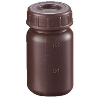 PE広口遮光瓶 100ml 2910 (1箱200本)