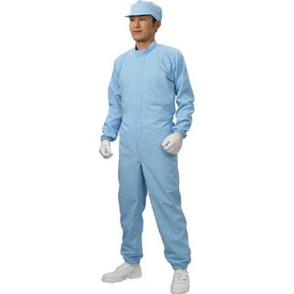塗装用クリーンスーツ(142-10402-M) CK10402M 《※画像はイメージです。実際の商品とは異なります》