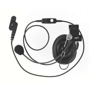ヘルメット用ヘッドセット(スプリングプラグ) EME40A
