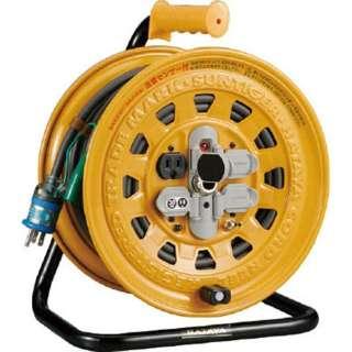 温度センサー付コードリール 単相100V30M BG301KXS