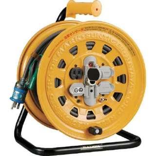 温度センサー付コードリール 単相100V30M BG30S