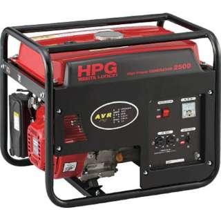 エンジン発電機 HPG-2500 50Hz HPG250050
