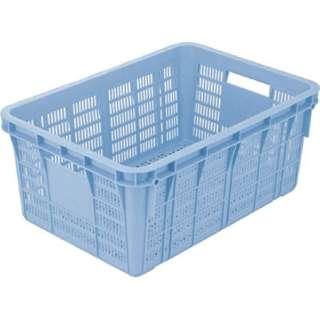 プラスケットNo.750-2本体 75L ブルー 金具なし NO7502 《※画像はイメージです。実際の商品とは異なります》