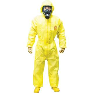 Disposable chemical hazmat suit MC3000 M MC3000M