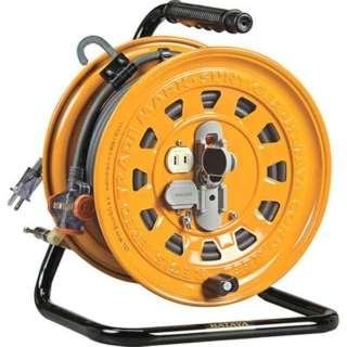 逆配電型コードリール マルチテモートリール 単相100V 47+6m TGM150