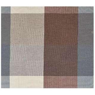 ドレープカーテン カレ(100×135cm/ブルー)【日本製】