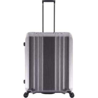 スーツケース 105L デカかる2 ガンメタブラッシュ MM-5100 [TSAロック搭載]