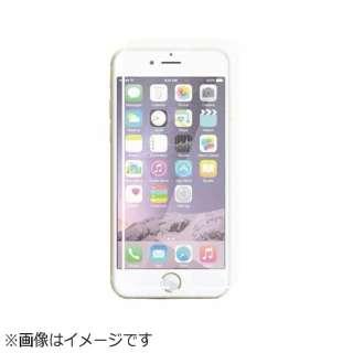 iPhone 6用 SCREEN PROTECTOR ホワイト TRANSP.