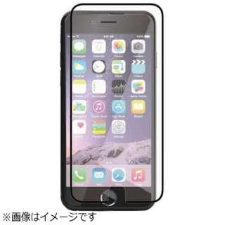 iPhone 6用 SCREEN PROTECTOR ブラック TRANSP.