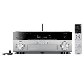RX-A850H AVアンプ チタン [ハイレゾ対応 /Bluetooth対応 /Wi-Fi対応 /ワイドFM対応 /DolbyAtmos対応]