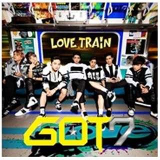 GOT7/LOVE TRAIN 初回生産限定盤B 【CD】