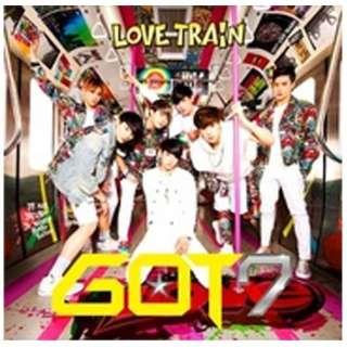 GOT7/LOVE TRAIN 初回生産限定盤A 【CD】